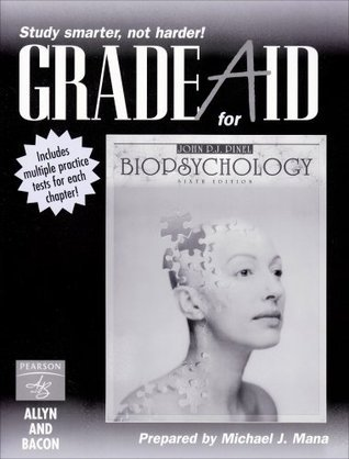 Grade Aid Workbook with Practice Tests for Biopsychology with Beyond the Brain and Behavior CD-ROM and Mypsychkit for Biopsychology with Beyond the Brain and Behavior CD-ROM and with Mypsychkit