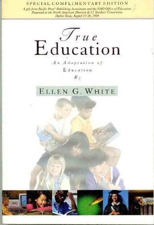 The Book Education By Ellen G White