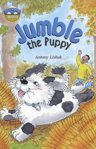 Jumble the Puppy: Stage 12