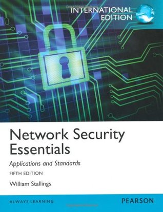 Essentials 3rd william ebook stallings security free download edition network by
