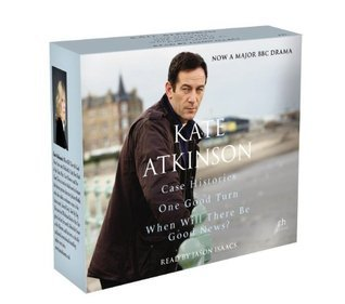 Case Histories: A Kate Atkinson CD Box Set: One Good Turn, Case Histories, When Will There Be Good News?