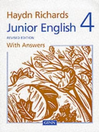Junior English Book 4 with Answers