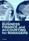 Business Finance and Accounting for Managers