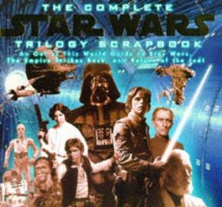 Star Wars Trilogy Movie Scrapbook