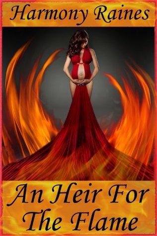 An Heir For The Flame (Dragon Fantasy Romance, #2)