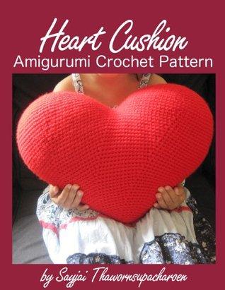 Heart Cushion Amigurumi Crochet Pattern