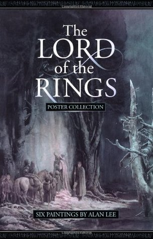 The Lord of the Rings Poster Collection: Six Paintings by Alan Lee