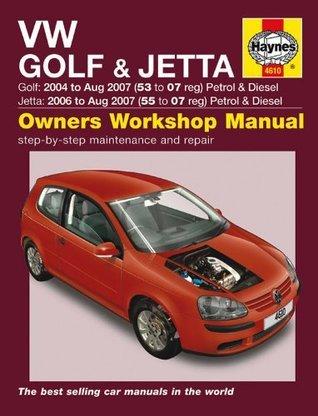 VW Golf & Jetta Service and Repair Manual: 2004-2009