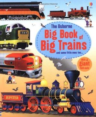Big Book of Trains. Megan Cullis