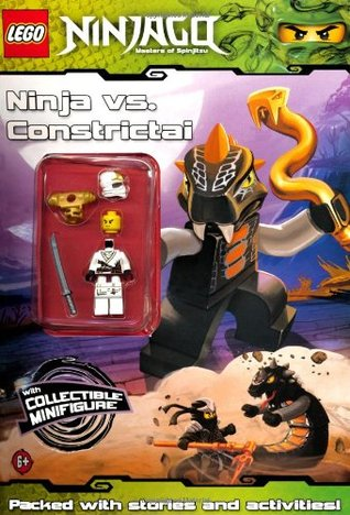 Lego ninjago ninja vs constrictai activity book with minifigure by ben she yi ming - Ninjago vs ninjago ...