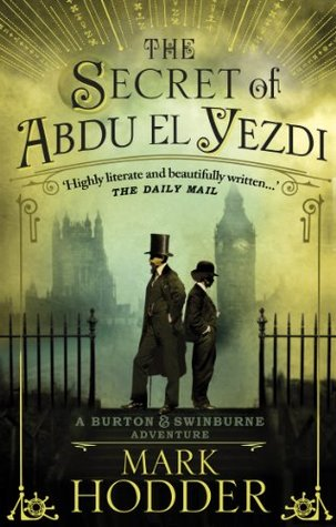 The secret of abdu el yezdi by Mark Hodder