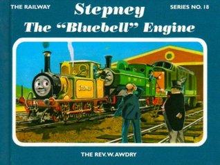 Stepney The Bluebell Engine  (The Railway Series, #18)