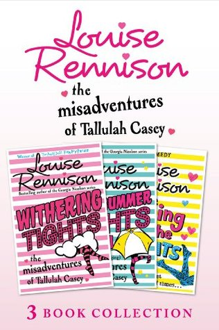 The Misadventures of Tallulah Casey 3 Book Collection (The Misadventures of Tallulah Casey, #1-3)