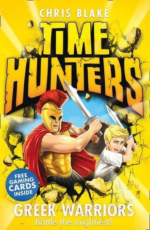 Greek Warriors (Time Hunters, #4)