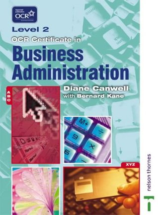 OCR Certificate of Business Administration - Level 2