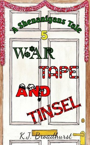 War, Tape and Tinsel (A Shenanigans Tale, Short Story) (#2): When old people get competitive!