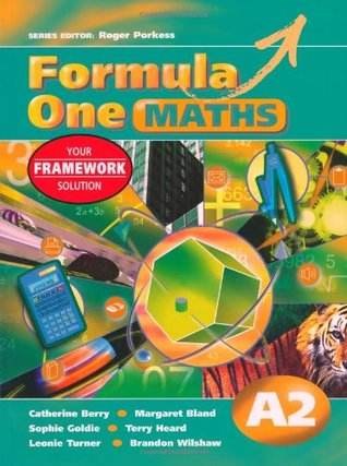 Formula One Maths. A2, [Student's Book]