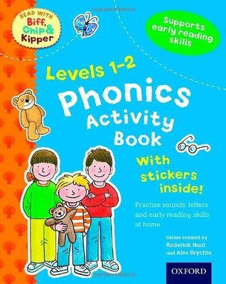 Read with Biff, Chip, and Kipper. Phonics