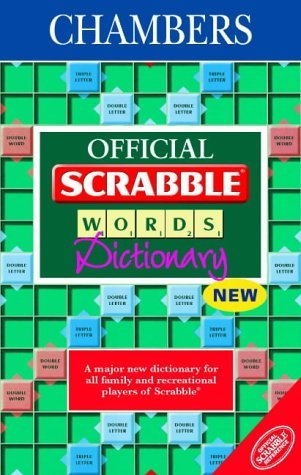 Chambers Official Scrabble Words by Catherine M. Schwarz