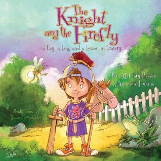 Ebook The Knight and the Firefly by Amanda Jenkins DOC!
