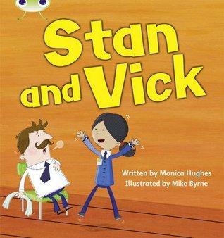 Stan and Vick: Alphablocks Phase 3 (Fiction)