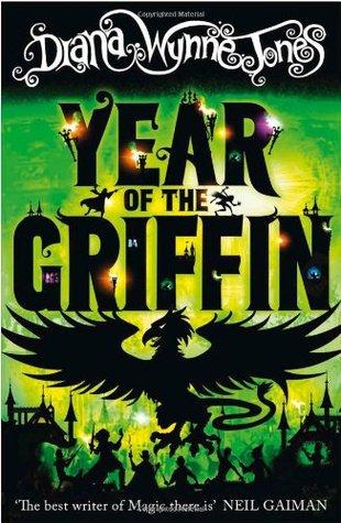 Year Of The Griffin Derkholm 2 By Diana Wynne Jones