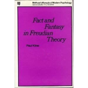Fact and Fantasy in Freudian Theory (RLE: Freud) (Routledge Library Editions: Freud)