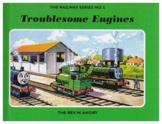 Troublesome Engines (The Railway Series, #5)