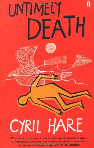 Image result for untimely death Cyril Hare