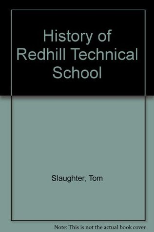 History of Redhill Technical School