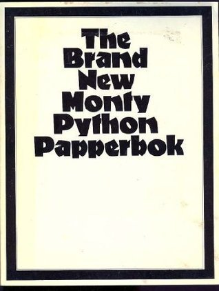 The Brand New Monty Python Papperbok
