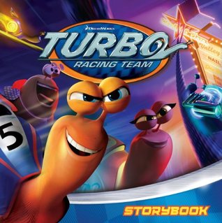 Turbo: Turbo storybook