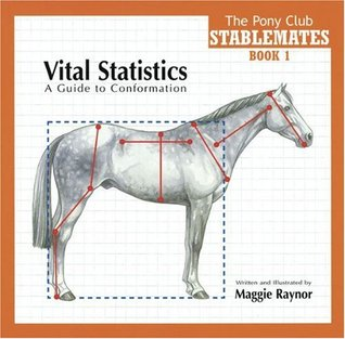 Vital Statistics: A Guide to Conformation. Written and Illustrated by Maggie Raynor