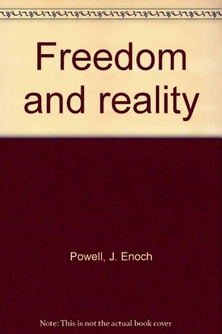 Freedom and Reality