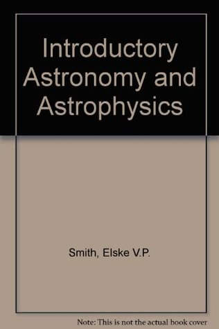 Introductory Astronomy And Astrophysics Pdf