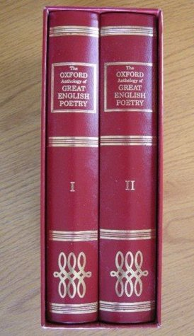 The Oxford Anthology of Great English Poetry