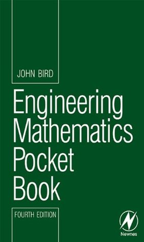Engineering Mathematics Pocket Book (Newnes Pocket Books)