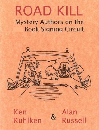 Los mejores foros para descargar libros electrónicos Road Kill, Mystery Authors on the Book Signing Circuit