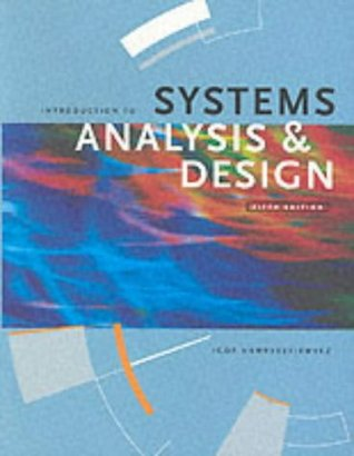 Introduction To Systems Analysis And Design