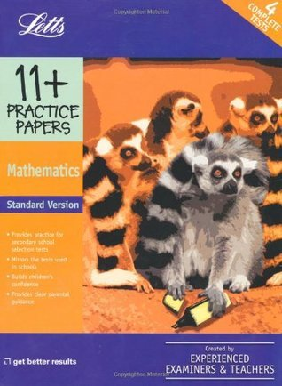 Standard Maths: Practice Test Papers (Letts 11+ Success)