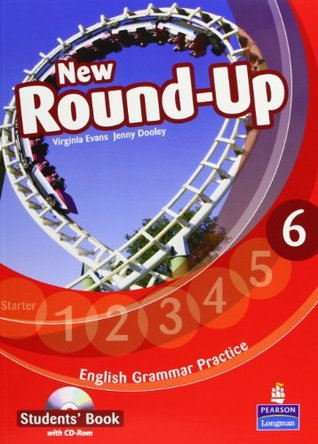 Round Up Level 6 Students' Book/CD-ROM Pack
