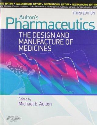 Aultons Pharmaceutics Pdf