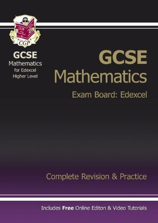 GCSE Maths Edexcel Complete Revision & Practice (with Online Edition) - Higher