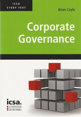 ICSA Study Text in Corporate Governance