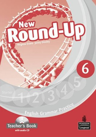 Round Up Level 6 Teacher's Book/Audio CD Pack