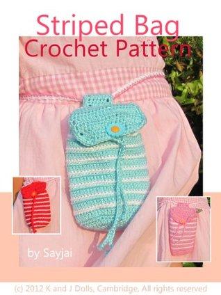 Striped Bag Crochet Pattern