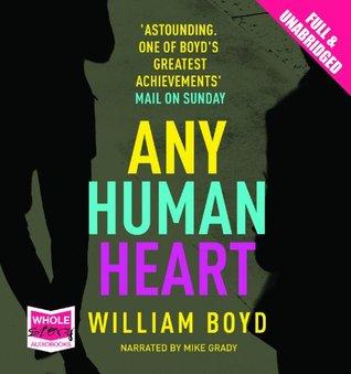Any Human Heart (Unabridged Audiobook)
