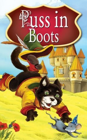 Puss in Boots. Fairy tale for children.