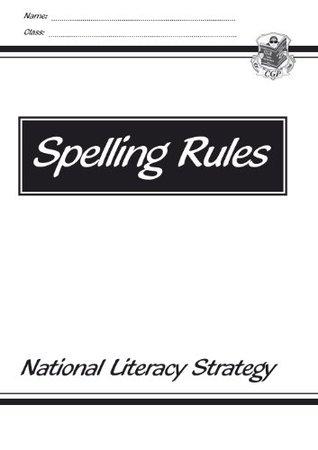 KS1 & KS2 English Spelling Rules