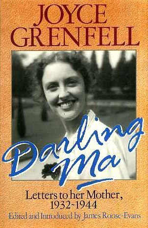 Darling Ma: Letters to Her Mother, 1932-1944